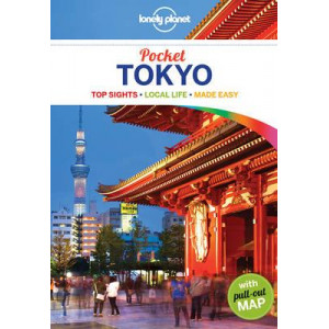 2017 Pocket Tokyo - Lonely Planet