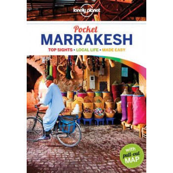 2017 Pocket Marrakesh - Lonely Planet