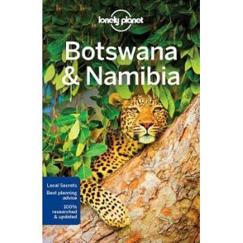 2017 Botswana & Namibia - Lonely Planet