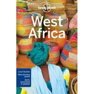 2017 West Aftrica - Lonely Planet