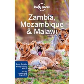 2017 Zambia, Mozambique & Malawi - Lonely Planet
