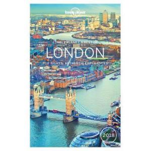 2018 Best of London - Lonley Planet