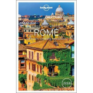 2018 Best of Rome - Lonely Planet