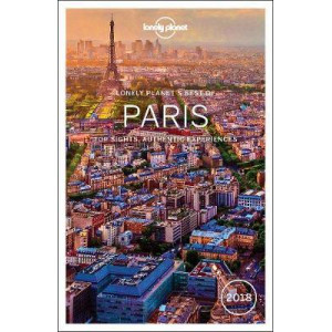2018 Best of Paris - Lonely Planet