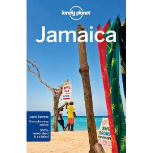 2017 Lonely Planet Jamaica