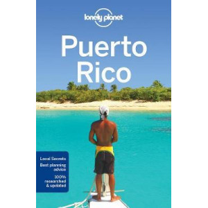 2017 Lonely Planet Puerto Rico