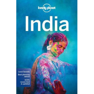 2017 Lonely Planet India