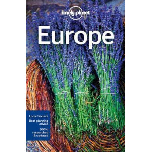 2017 Lonely Planet Europe