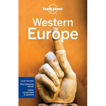 2017 Lonely Planet Western Europe