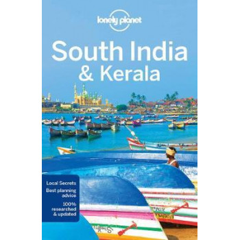 2017 Lonely Planet South India & Kerala