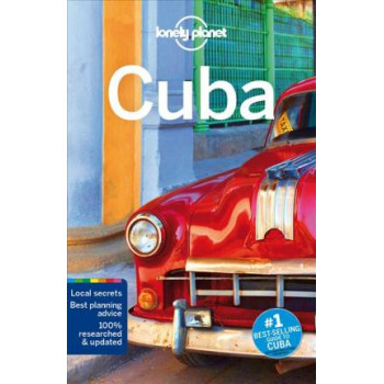 2017 Lonely Planet Cuba