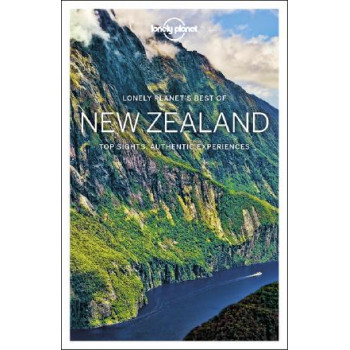Lonely Planet Best of New Zealand 2