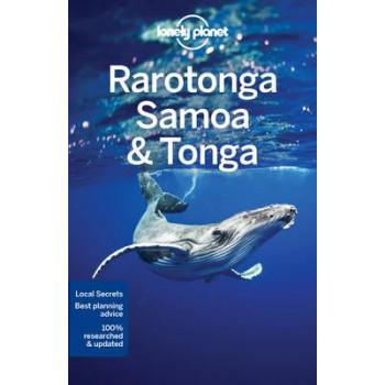 2016 Rarotonga, Samoa & Tonga: Lonely Planet Guide