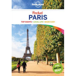 2017 Pocket Paris-Lonely Planet