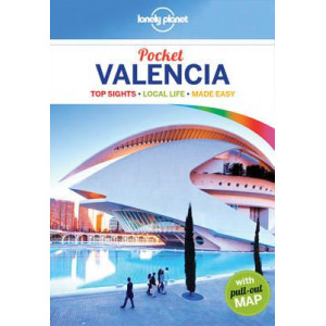 2017 Pocket Valencia - Lonely Planet