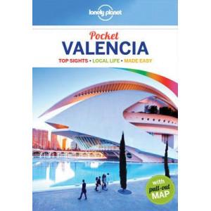 2017 Pocket Valencia - Lonely Planet