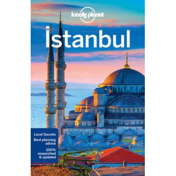 2017 Istanbul - Lonely Planet