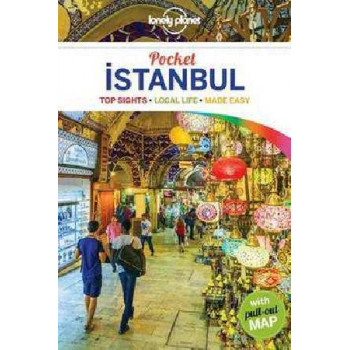 2017 Pocket Istanbul - Lonely Planet