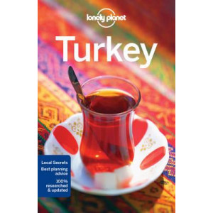 2017 Turkey - Lonely Planet