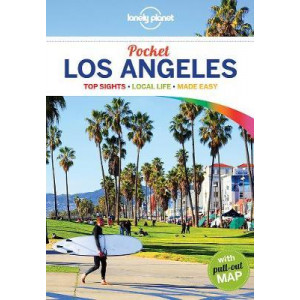 Lonely Planet Pocket Los Angeles 2017