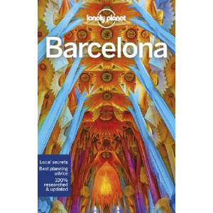 2018 Barcelona Lonely Planet