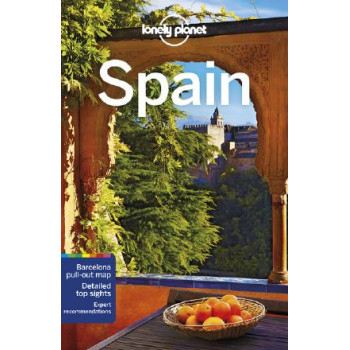 Lonely Planet Spain 12