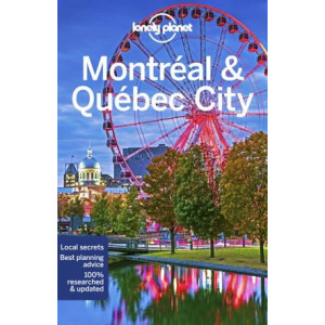 Lonely Planet Montreal & Quebec City 5