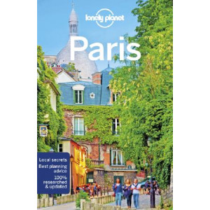 2018 Paris  Lonely Planet