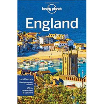 2017 Lonely Planet England