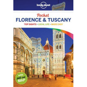 Pocket Florence & Tuscany 2018 Lonely Planet