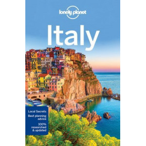 Italy 2018 Lonely Planet