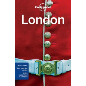 London 2018 Lonely Planet