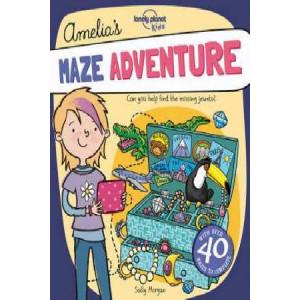Amelia's Maze Adventure