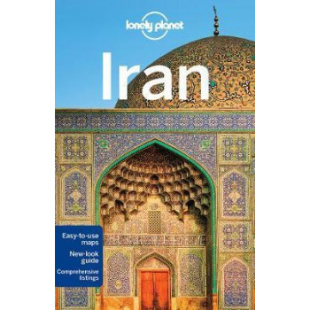 2017 Iran:  Lonely Planet