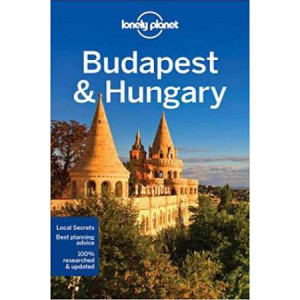 2017 Lonely Planet Budapest & Hungary
