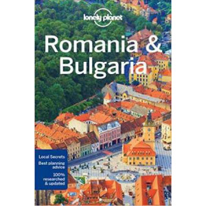 2017 Lonely Planet Romania & Bulgaria