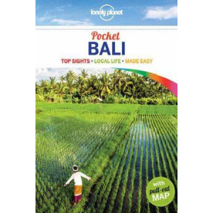 2017 Lonely Planet Pocket Bali