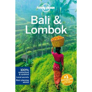 2017 Lonely Planet Bali & Lombok
