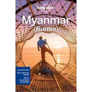 2017 Lonely Planet Myanmar (Burma)