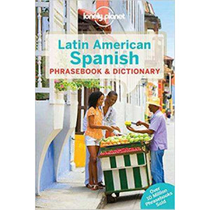 Lonely Planet Latin American Spanish Phrasebook & Dictionary 8