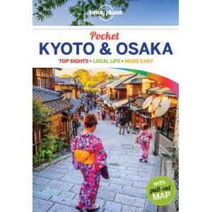 2017 Pocket Kyoto & Osaka - Lonely Planet