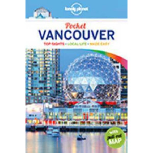 Lonely Planet Pocket Vancouver 2017