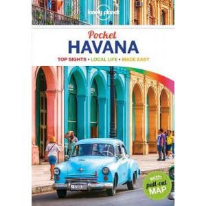 2017 Lonely Planet Pocket Havana