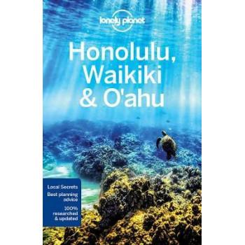 2017 Honolulu, Waikiki & O'ahu - Lonely Planet