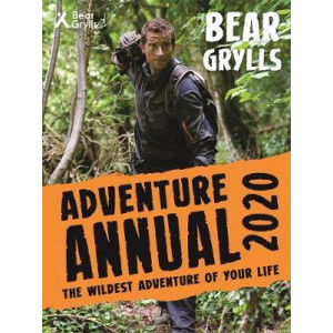 Bear Grylls Adventure Annual 2020