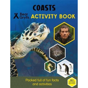 Bear Grylls Sticker Activity : Coasts
