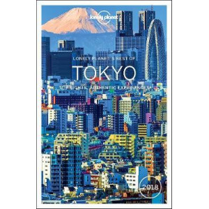 2018 Best of Tokyo - Lonely Planet