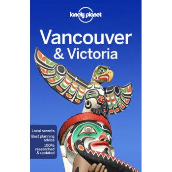 Lonely Planet Vancouver & Victoria 8
