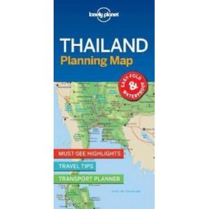 Thailand Planning Map