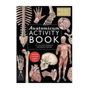 Anatomicum Activity Book